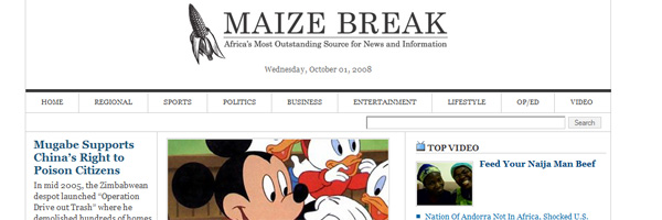 Maize Break