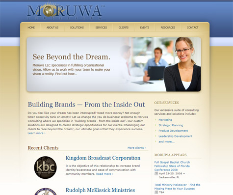 Project: Moruwa Consulting