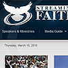 Streaming Faith News